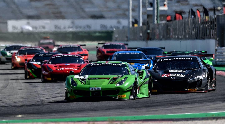 Ferrari Challenge Misano 2020 World Circuit